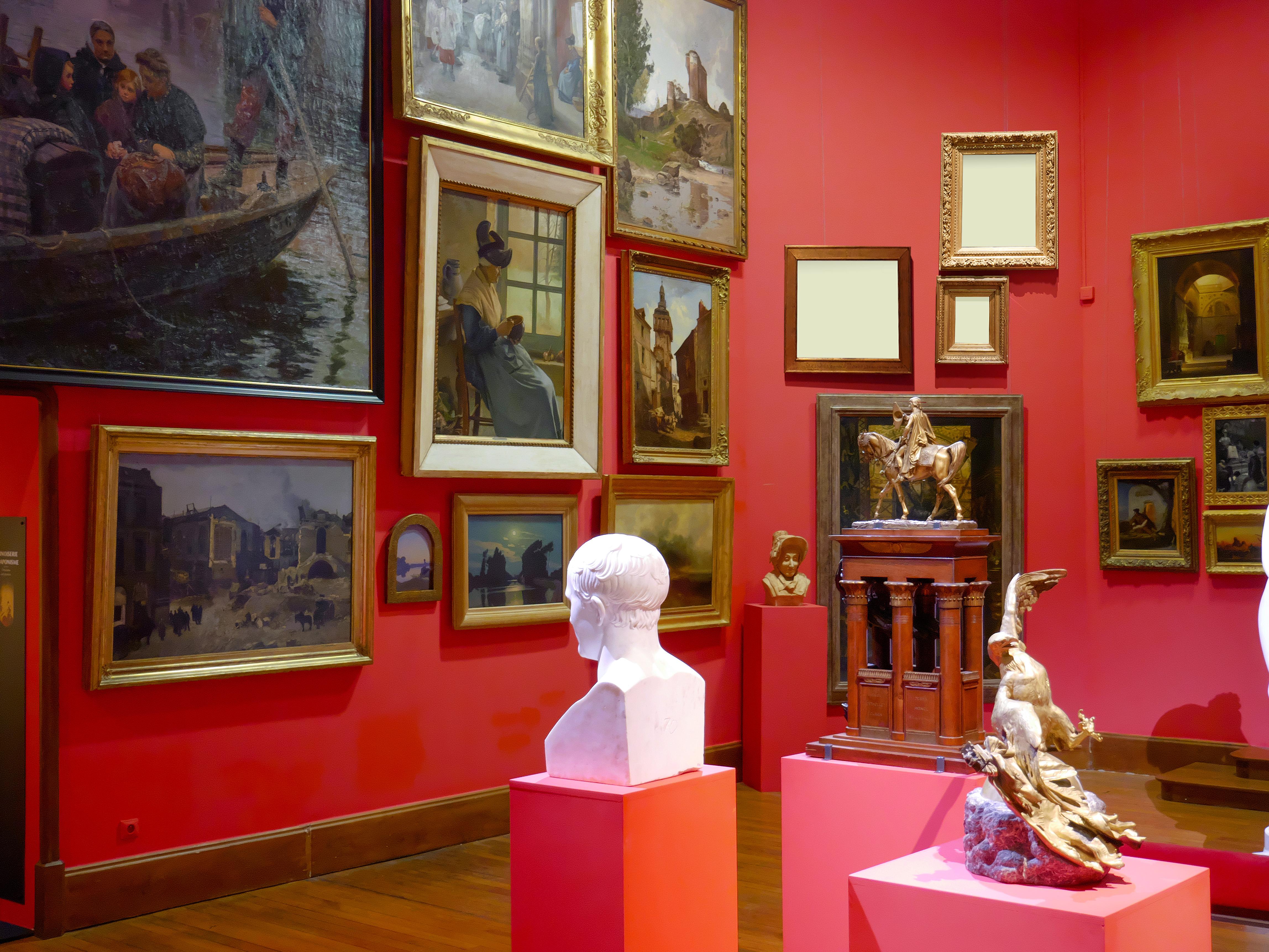 Quand le public décide du nouvel accrochage au musée